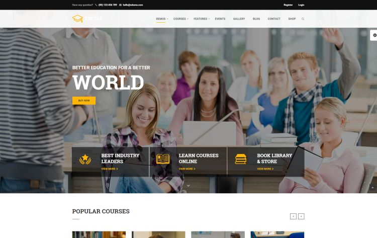 education-premium-wordpress-theme