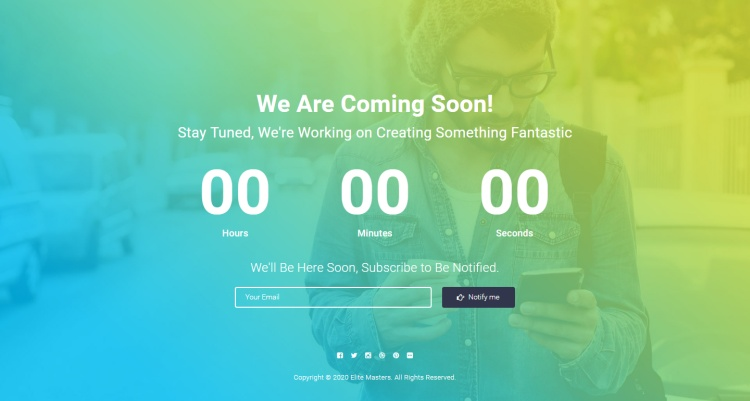 elitemasters-coming-soon-page-template