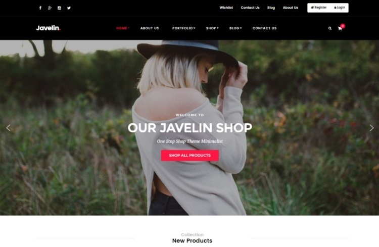 javelin-premium-wordpress-theme