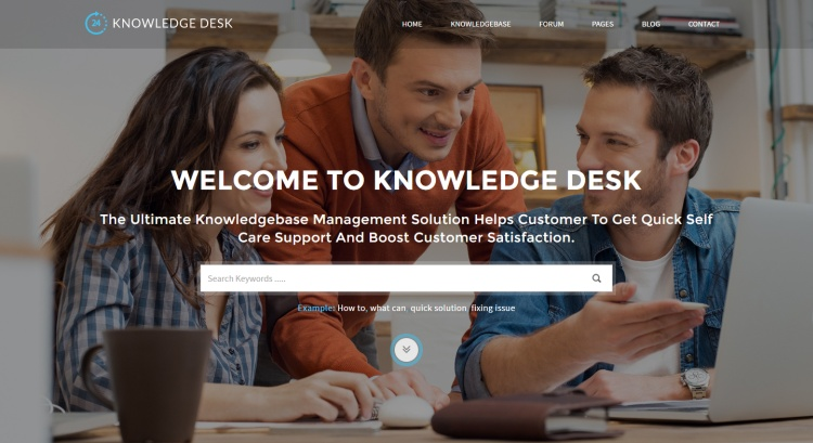 knowledge-desk-premium-index--page-template