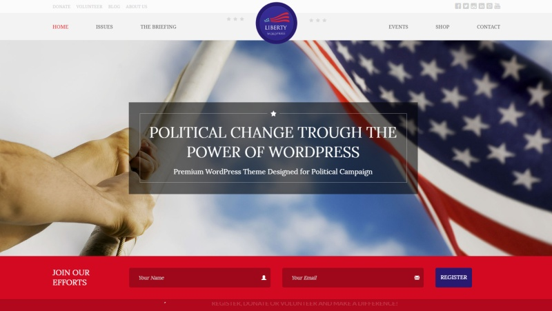 liberty-premium-wordpress-theme