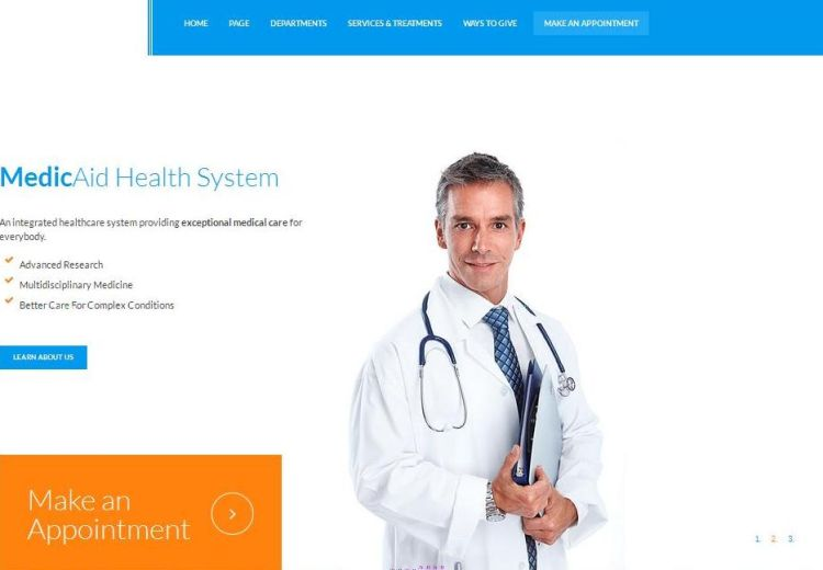 medicaid-premium-wordpress-theme