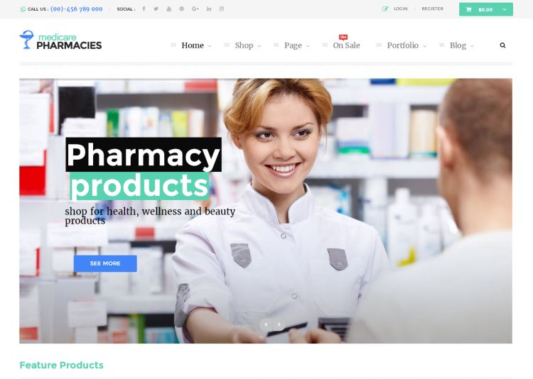 medicare-pharmacies-premium-wordpress-theme