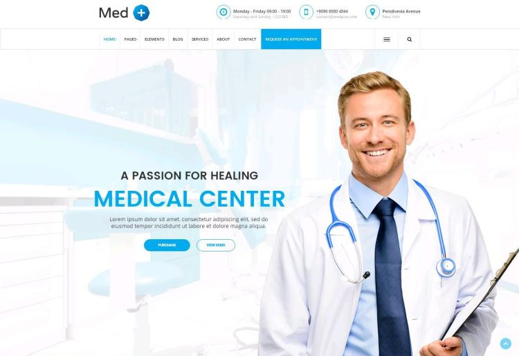 medplus-premium-wordpress-theme