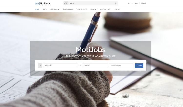 motijobs-premium-admin-template