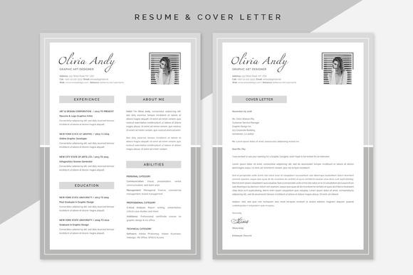 olivia-resume-cover-letter-premium-template