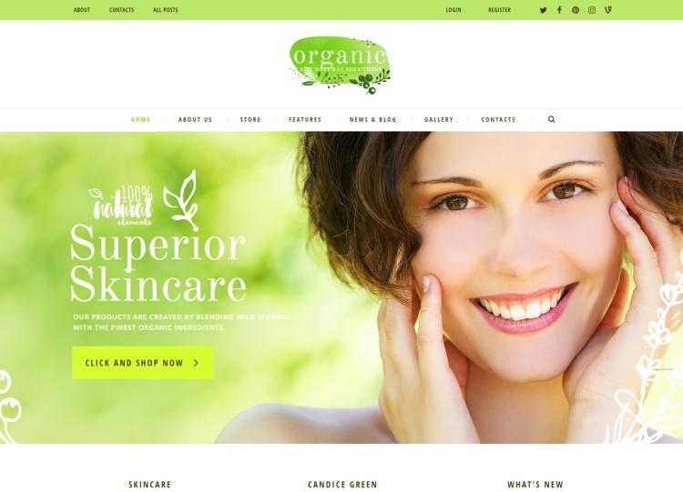 organic-beauty-store-premium-wordpress-theme