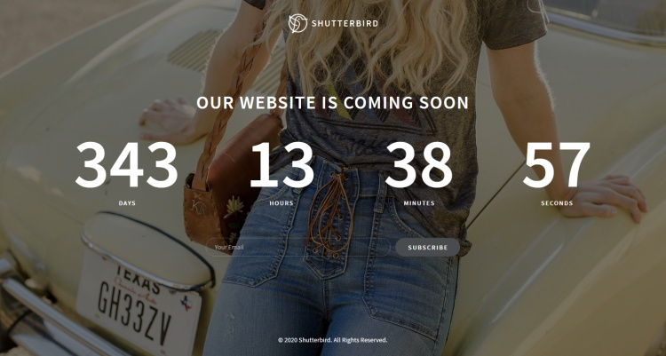 shutterbird-coming-soon-page