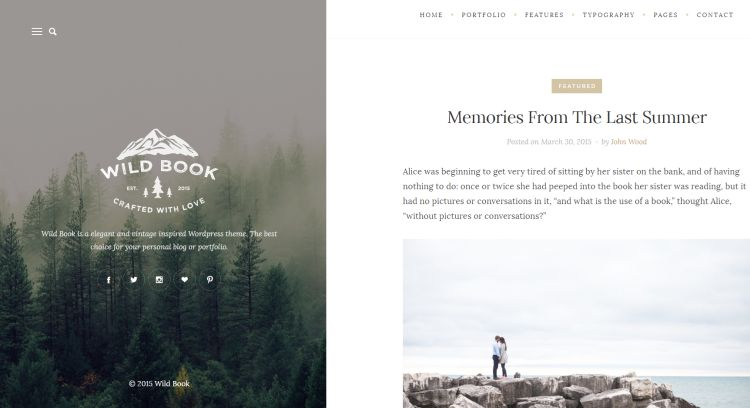 wildbook-premium-wordpress-blog-theme