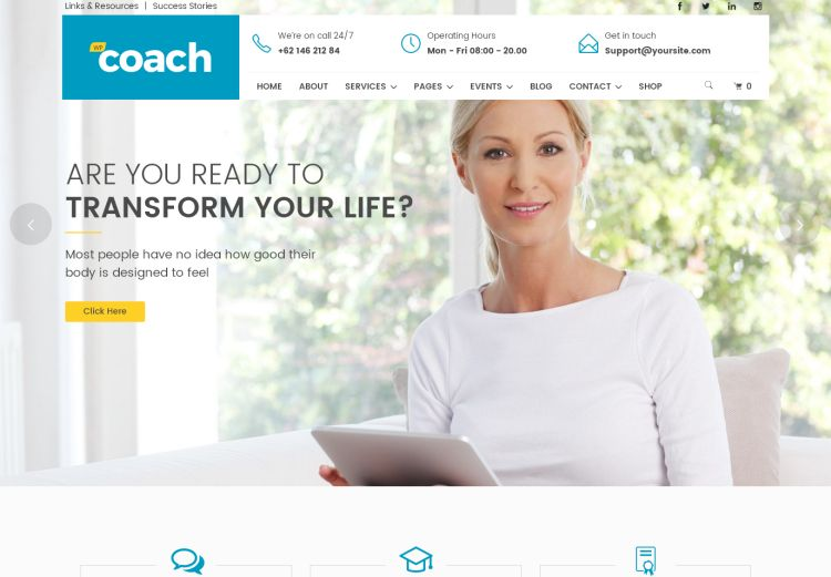 wp-coach-premium-wordpress-theme