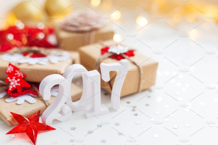 Christmas and New Year 20171