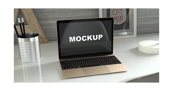 Impressive Mockups for Web and Graphic Designs