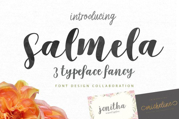 Salmela 3Font