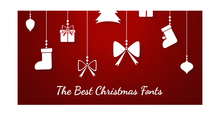 The Best Christmas Fonts for the Upcoming Holidays