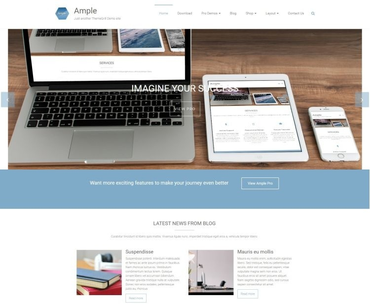 ample-free-wordpress-theme