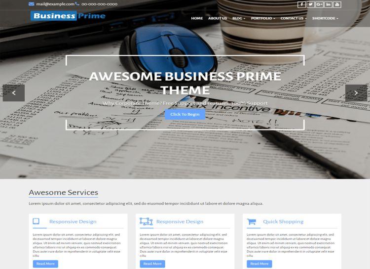 business-prime-free-wordpress-theme