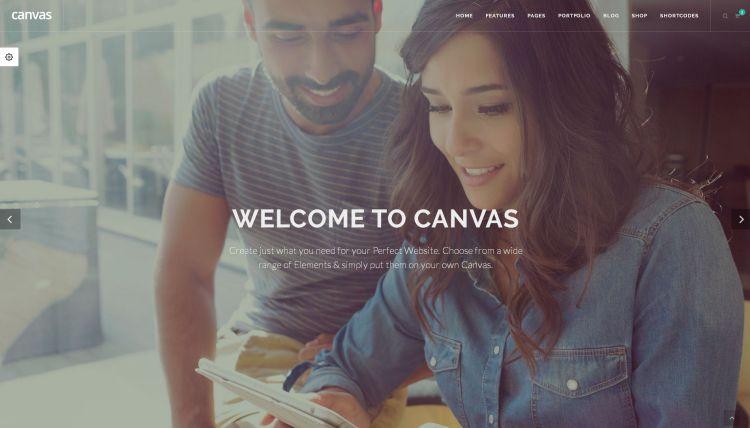 canvas-premium-html-template
