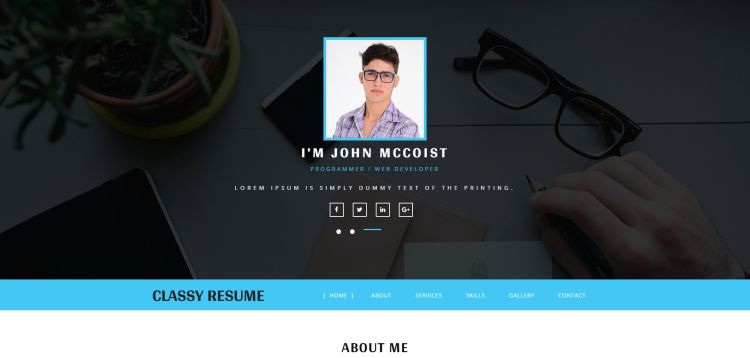 top 15 personal html templates for the current month