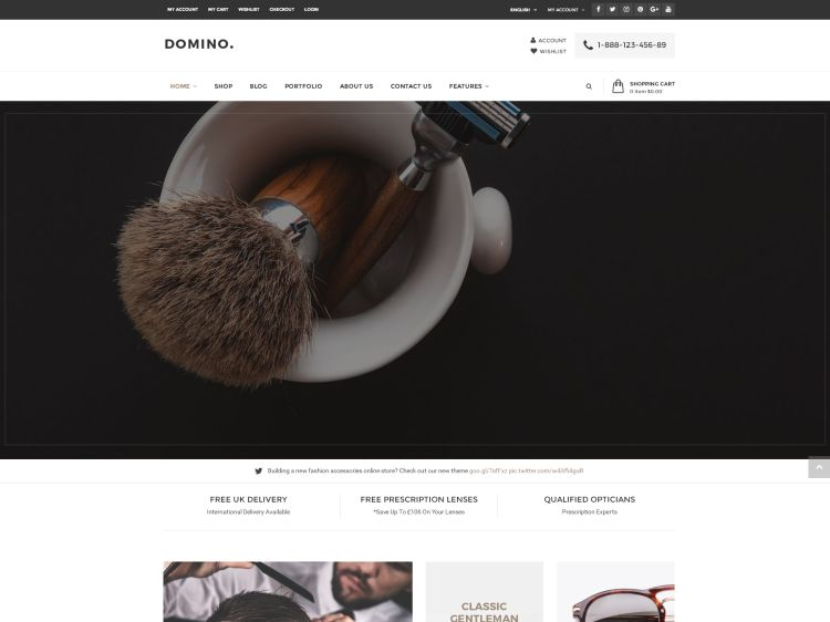 domino-premium-wordpress-theme