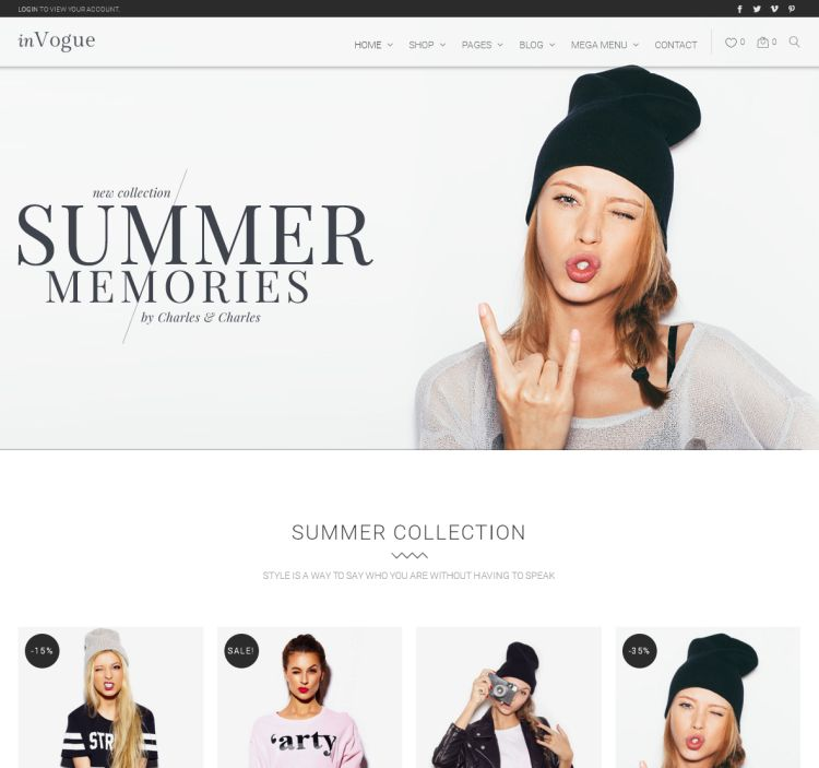 invogue-premium-wordpress-theme