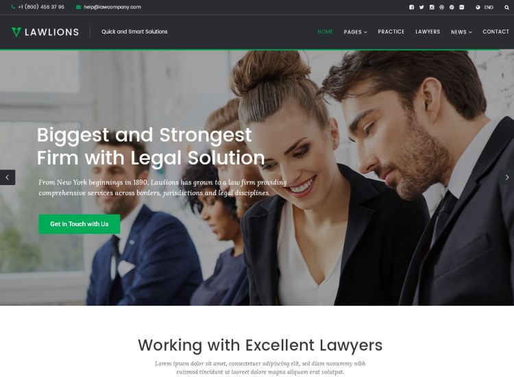 lawlions-premium-wordpress-theme