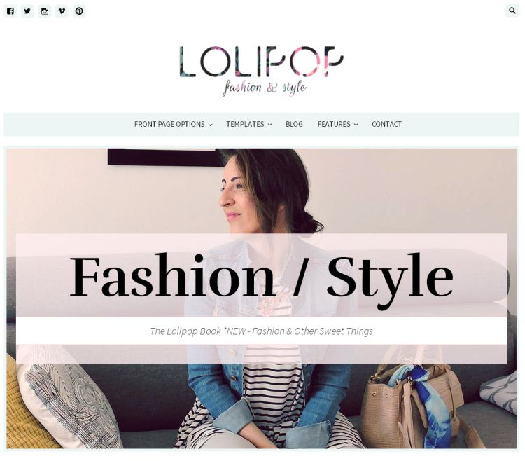 lolipop-premium-wordpress-theme