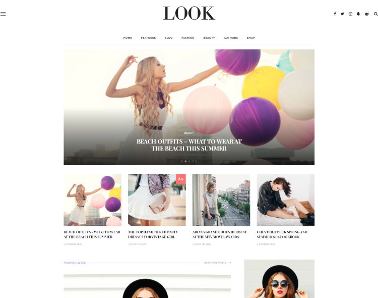 look-premium-wordpress-theme