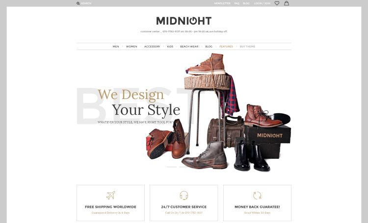 midnight-premium-wordpress-theme