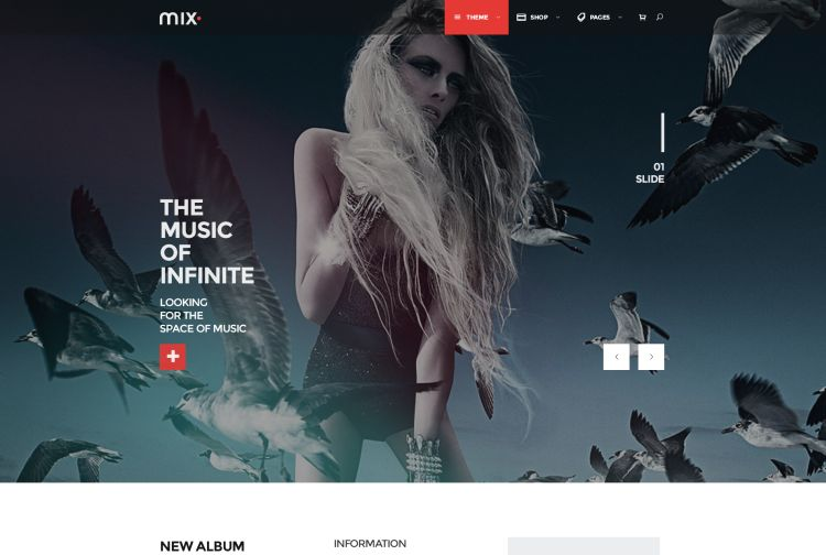 mix-premium-wordpress-theme