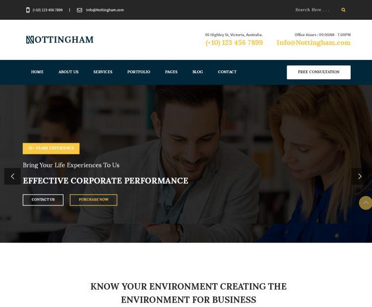 nothingham-premium-wordpress-theme