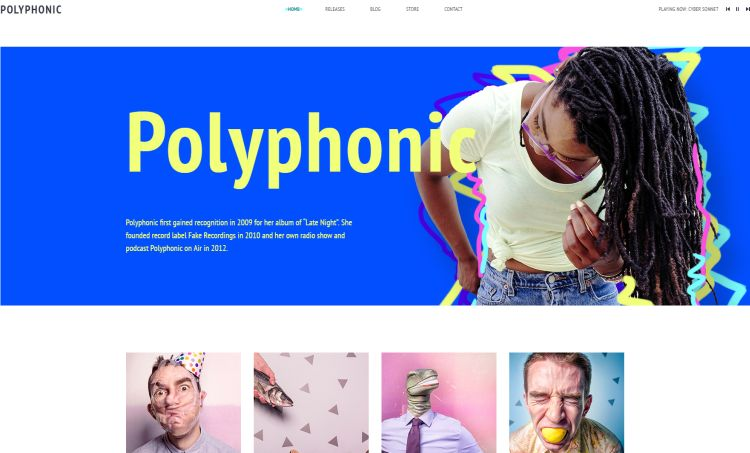 polyphonic-premium-html-template
