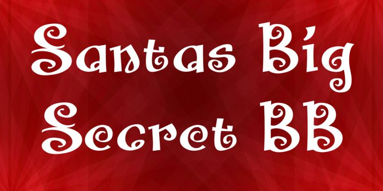 santas-big-secret-bb-font
