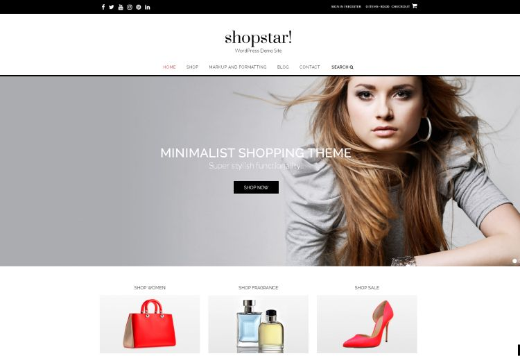 shopstar-free-wordpress-theme
