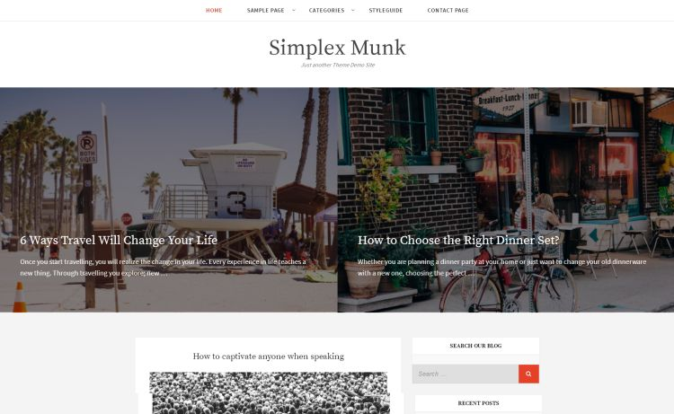 simplexmunk-free-wordpress-theme