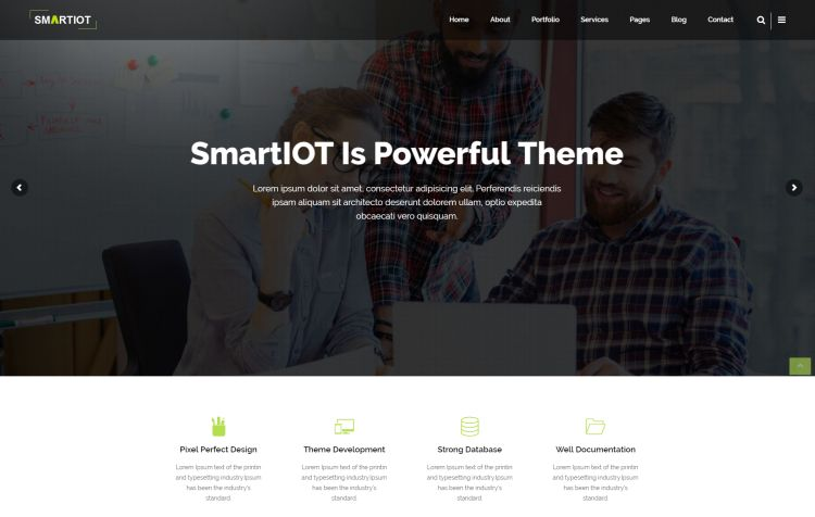 smartiot-premium-wordpress-theme