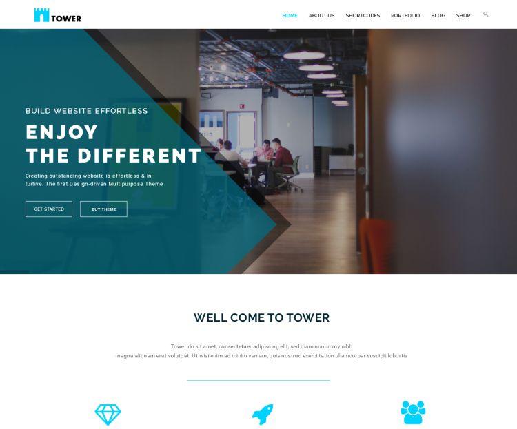 tower-premium-wordpress-theme