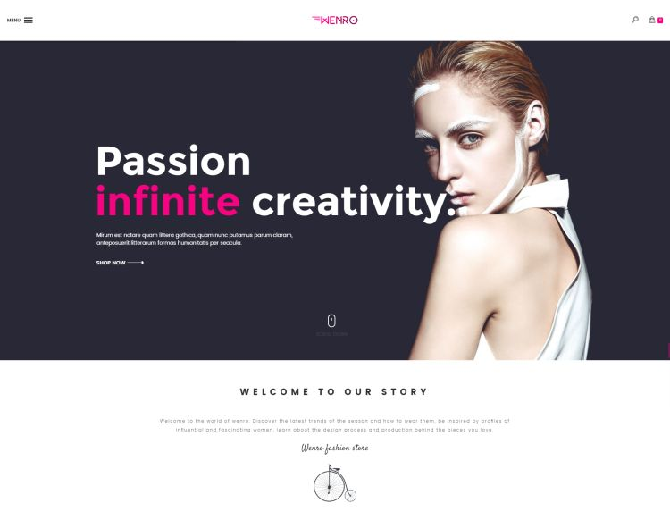 wenro-premium-wordpress-theme