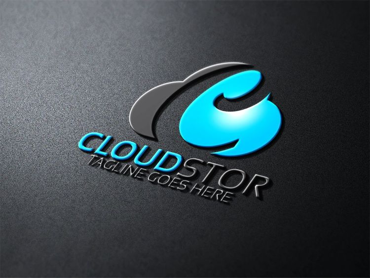 Cloud Stor Logo