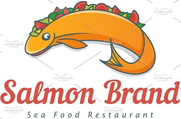 Fish Taco Logo