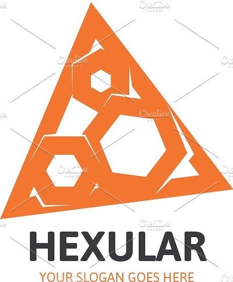Hexular Logo