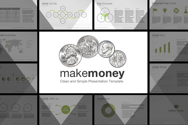 MakeMoney Keynote Presentation
