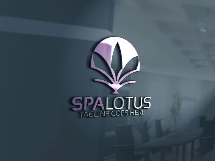 Spa Lotus Logo