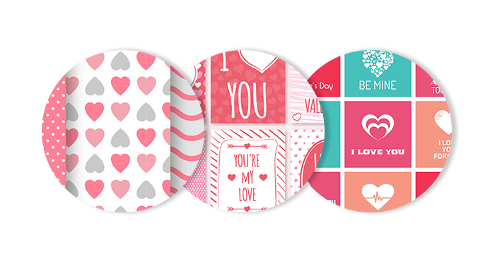 The Best Graphics for the Upcoming St.Valentine's Day