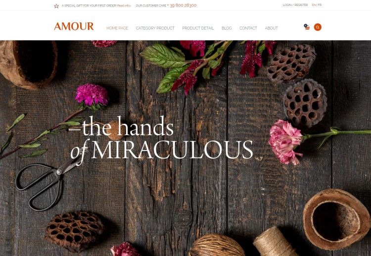 amour-premium-wordpress-theme