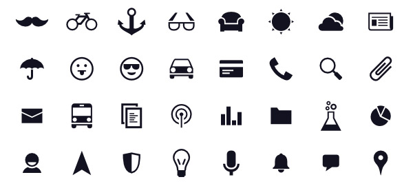 android-developer-icons-set