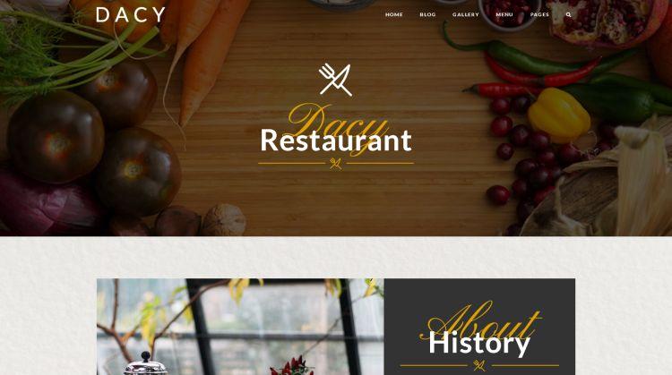 dacy-premium-html-template