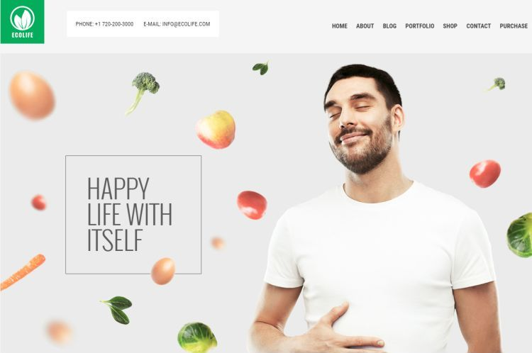 ecolife-premium-wordpress-theme