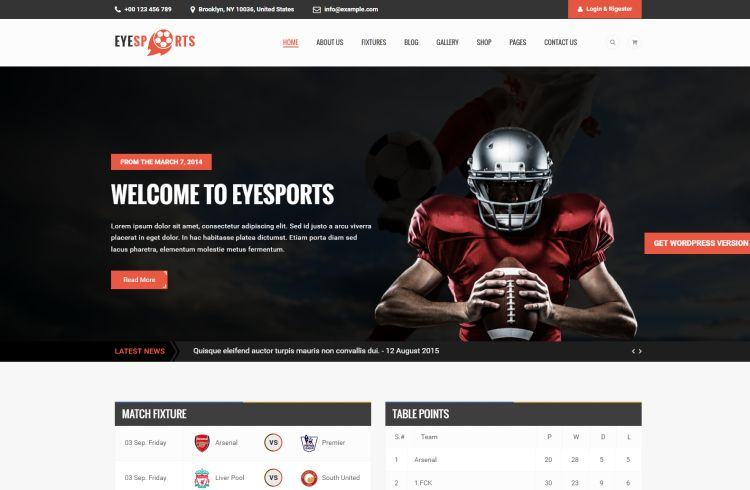 eyesports-premium-wordpress-theme