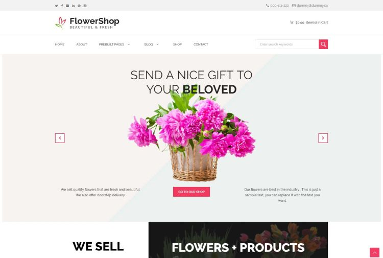 flowershop-premium-wordpress-theme