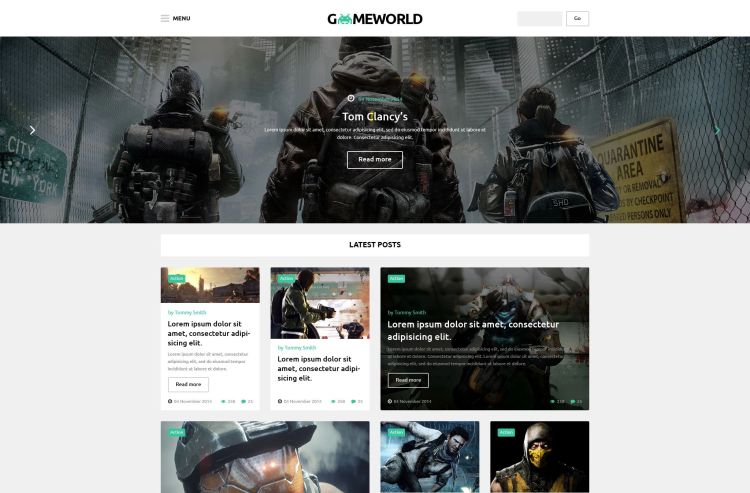 gameworld-premium-wordpress-theme